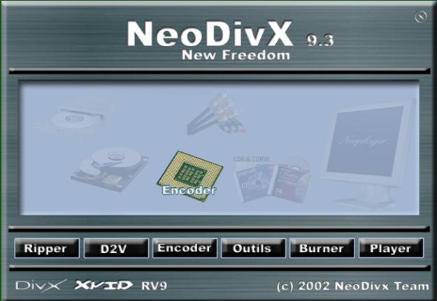 neodivx 9.3 gratuit